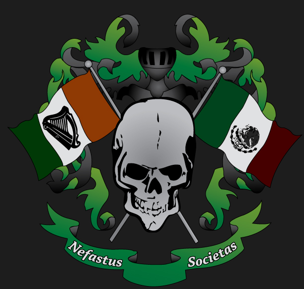 Nefastus Societas Logo- Color