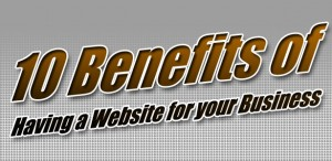 10 Benefits of having a website for your business